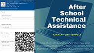 After School Technical Assistance
